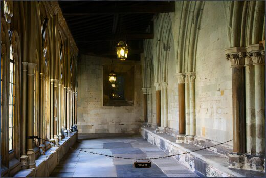 The Cloisters, Windsor Castle