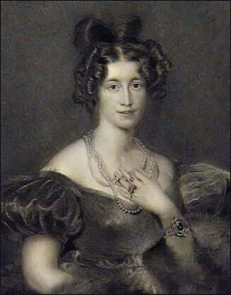 Sophia FitzClarence, Baroness De L'Isle and Dudley
