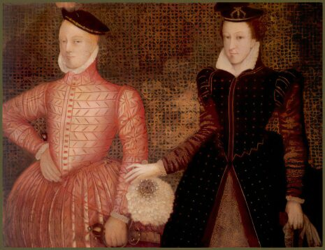 Mary Queen of Scots and Henry Stuart, Lord Darnley