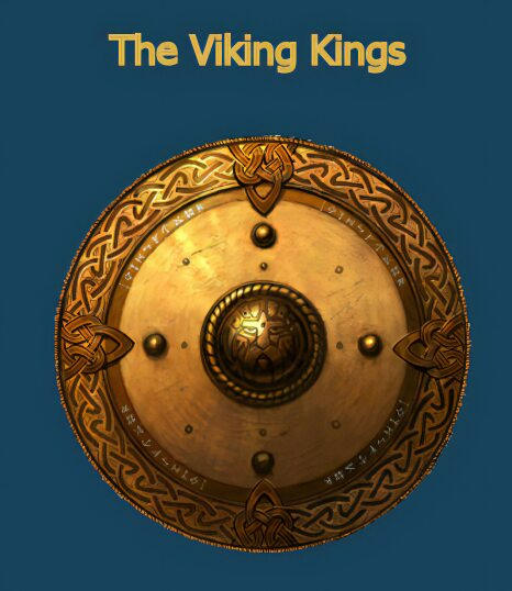 England's Viking Kings