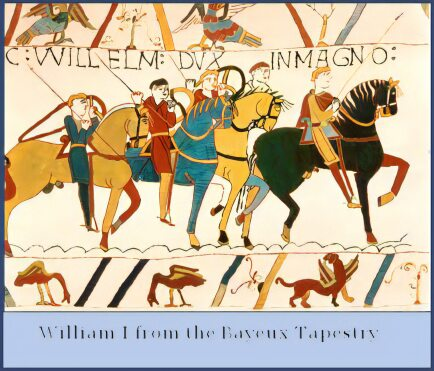 William the Conqueror On 14th October, the Saxon and Norman forces clashed