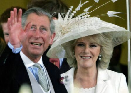 The marriage of Charles and Camilla