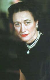 as Wallis Simpson in Any